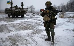 Sập bẫy phục kích, 3 lính Ukraine chết thảm tại Donbass