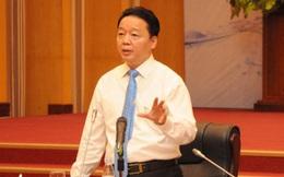 Bộ trưởng Trần Hồng Hà lên tiếng về việc Formosa không lọt top 10 sự kiện của ngành