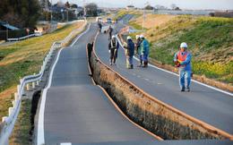 """Nhật Bản chế tạo """"siêu phẩm"""" đặc trị động đất"""