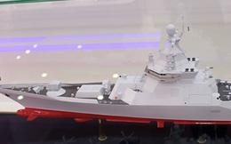 Hé lộ về tàu hộ tống mới nhất Hải quân Nga sẽ trang bị