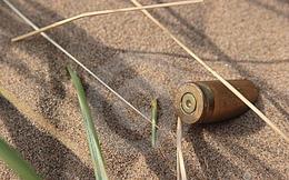 Cần bao nhiêu cát để chặn đứng được viên đạn đang bay?