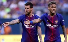 """Messi thú nhận điều khó tin về vụ Neymar """"đào thoát"""" sang PSG"""