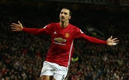 Ibrahimovic lập kỷ lục hiếm có của bóng đá châu Âu