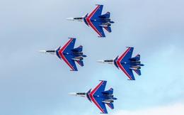 CHÍNH THỨC: Kế hoạch Su-30SM hạ cánh xuống Nội Bài hôm nay bị hoãn - Vẫn nghỉ ở VN?