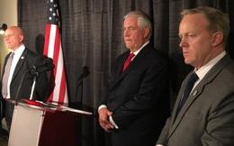 Ngoại trưởng Mỹ: Nga đồng lõa với Syria hoặc không đủ năng lực ngăn cản Assad