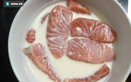 4 thực phẩm dùng chung với sữa chỉ thêm rước bệnh vào thân