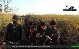 Các chiến binh thánh chiến hoảng sợ quay súng giúp Quân đội Assad