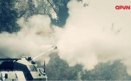 Những hệ thống pháo tự hành bánh lốp uy lực - Phần 1