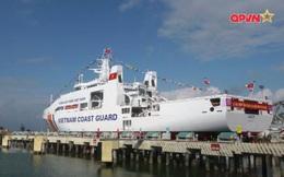 Làm chủ công nghệ đóng tàu cảnh sát biển