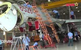 Làm chủ công nghệ sửa chữa, tăng hạn máy bay tiêm kích
