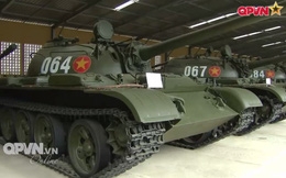 Ấn tượng quân sự Việt Nam tuần qua: Số lượng lớn xe tăng - thiết giáp đang được dự trữ