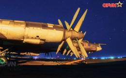 """""""Gấu bay"""" của không quân Nga"""