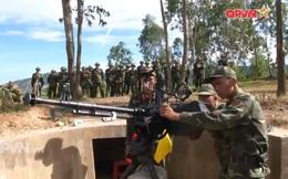 Các đơn vị Quân đội huấn luyện bảo vệ hội nghị Apec 2017