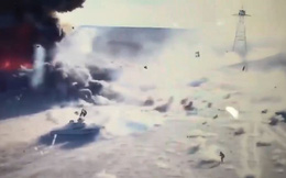 Video: Xe bom tự sát lao về phía xe tăng, nổ tan tành bất chấp mọi hỏa lực