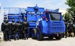 Bozena Riot - xe chuyên dụng chống bạo loạn và khủng bố
