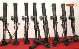 Súng cối và đạn cối triệt âm 50 mm Việt Nam có gì đặc biệt?