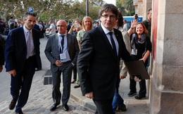 Cảnh sát Tây Ban Nha sẵn sàng bắt lãnh đạo Catalonia ngay khi tuyên bố độc lập