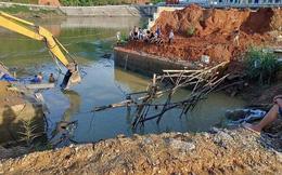 Đã tìm thấy thi thể 3 nạn nhân trong vụ sập cầu ở Tuyên Quang