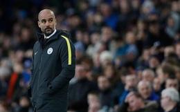 Cầu thủ Man City bối rối vì được Pep... chúc mừng sau thất bại
