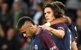"""""""Ông trùm"""" PSG xử Cavani thắng lợi trong cuộc chiến với Neymar"""