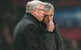 """Mourinho bất ngờ dùng từ """"nhút nhát"""" khi nói đến Sir Alex Ferguson"""