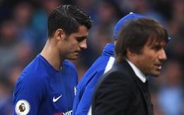 """Vừa mới rời đi, """"cơn đau đầu"""" mang tên Costa lại ám ảnh Conte"""