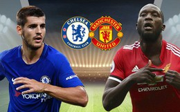 Chelsea 1-0 Man United: Morata tạo nên sự khác biệt