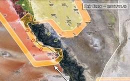Liên quân Syria đè bẹp IS, chiếm sào huyệt cuối cùng Albukamal