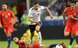 Box TV: Xem TRỰC TIẾP Đức vs Chile (01h00)