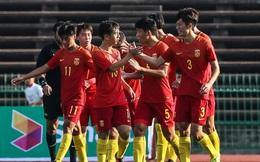 U19 Trung Quốc thắng tối thiểu Myanmar, dễ dàng đoạt vé đến vòng chung kết