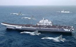 """""""Diều hâu"""" Trung Quốc: Khu vực biển nào càng ầm ĩ thì cảng tàu sân bay nên xây dựng ở đó"""