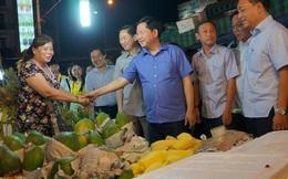 Bí thư Thăng gọi điện cho Chủ tịch Hà Giang hỏi... giá cam lúc nửa đêm