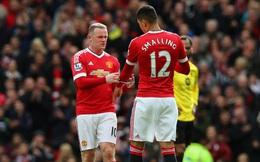 """""""Tiểu cận vệ"""" thời Sir Alex ngụp lặn dưới quyền Mourinho"""