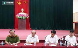 Người dân Đồng Tâm không đến UBND huyện gặp Chủ tịch Chung, cuộc đối thoại biến thành cuộc họp