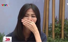 Cao Ngân bật khóc trên sóng truyền hình quốc gia: Tôi bị xúc phạm rất nặng nề!