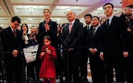 """SCMP: Trung Quốc đã dàn xếp để """"mời bằng được"""" Ivanka Trump tới sứ quán chúc tết"""