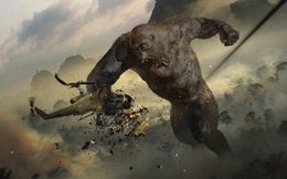 """Chiêm ngưỡng bộ ảnh concept art đẹp mãn nhãn của """"Kong: Skull Island"""""""