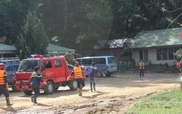 Du khách nước ngoài tử nạn cùng hướng dẫn viên tại thác Hang Cọp