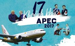 [PHOTO ESSAY] Toàn cảnh APEC 2017 qua 17 khoảnh khắc ấn tượng