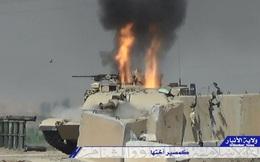 Tên lửa Milan của người Kurd xuất trận, hàng loạt xe tăng, thiết giáp QĐ Iraq bị thiêu rụi