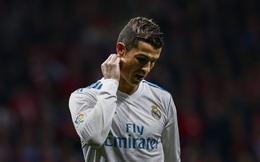 Cristiano Ronaldo, cuối cùng rồi ngày ấy cũng đến!