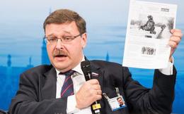 Nga trút giận lên Tổng thống Mỹ vì Hạ viện Mỹ trừng phạt Nga