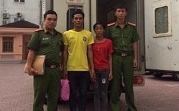 Cặp tình nhân 9X lừa em họ bán sang Trung Quốc lấy hơn 200 triệu đồng