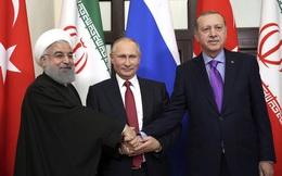 """""""Mỹ không thể áp đặt điều kiện gì cho tương lai Syria, buộc phải để Nga tự do hành động"""""""