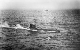 """Bị truy đuổi và đánh bom dồn dập: Duy nhất 1 tàu ngầm Liên Xô húc thủng """"cũi nhốt cá mập"""""""