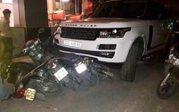 Thanh niên trộm Range Rover ở Hà Nội có tham gia đóng vai quần chúng trong một số phim