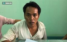Bắt kẻ đâm hàng chục nhát, định giết tài xế taxi để cướp tiền