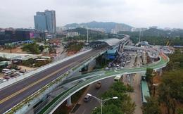 Trung Quốc khánh thành đường trên cao dài nhất thế giới dành cho xe đạp để tránh tắc đường
