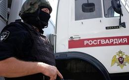 Đặc nhiệm Nga - Trung tập trận chống khủng bố