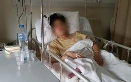 """Du học sinh Hàn Quốc bị chém ở Sài Gòn: """"Họ nói nhìn cái gì mà nhìn rồi chém tôi!"""""""